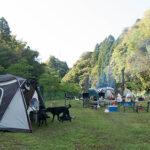 千葉キャンプに行ってきたよ