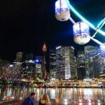 201709 オーストラリア旅行7 シドニーへ~ダーリングハーバー